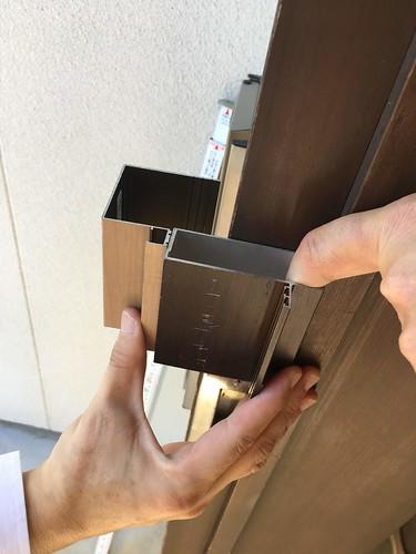 玄関ドア リフォーム 体験談 リクシル(LIXIL)
