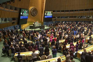 Opening of 63rd Session of Commission on Status of Women | by United Nations Photo