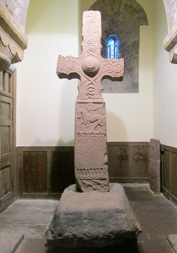 Dupplin Stone cross