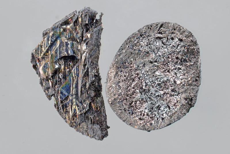 留萌鉱(合成)/ Snthetic rumoiite