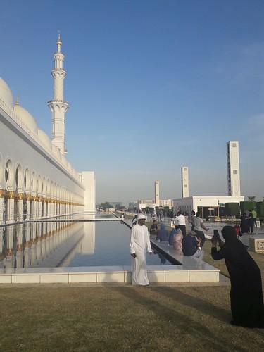 Abu Dhabi - Sheikh Zayed Grand Mosque - 9