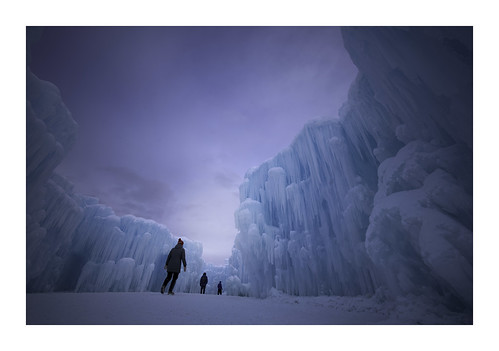 hawrelakpark icecastles