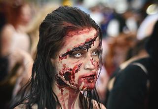 Death Witch Zombie | by henriksundholm.com