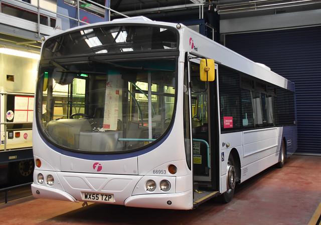 First Glasgow Volvo B7RLE 66953