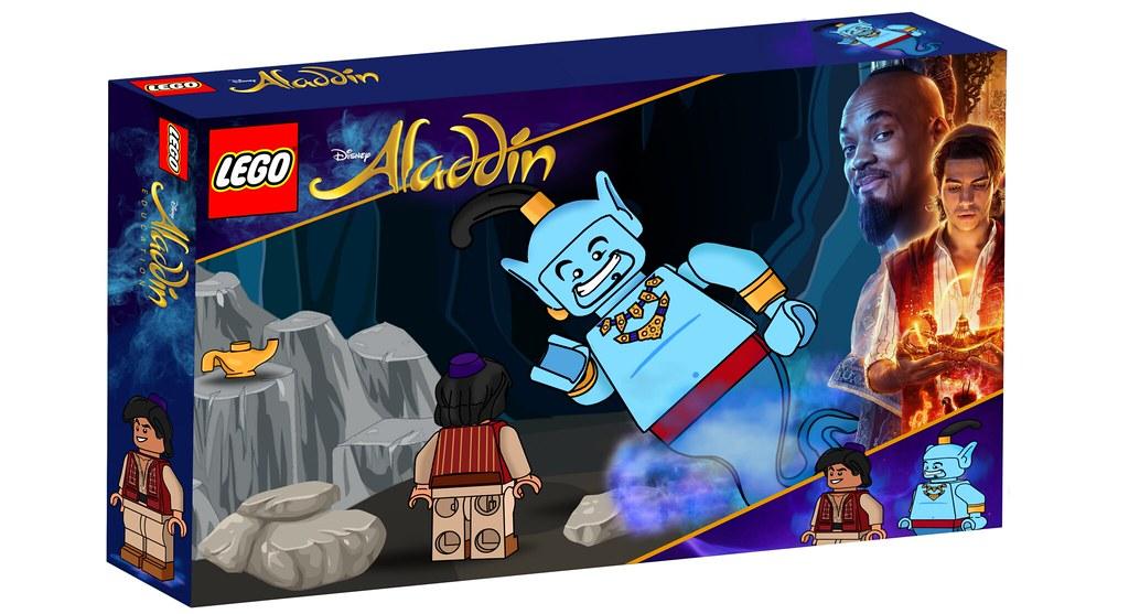 Lego Aladdin 2019 Set ?   www youtube com/watch?v=5-jxX3Ne-f