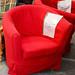 Ikea tub chair E45