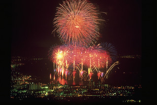 100 Suwa Fireworks Festival | by OURAWESOMEPLANET: PHILS #1 FOOD AND TRAVEL BLOG