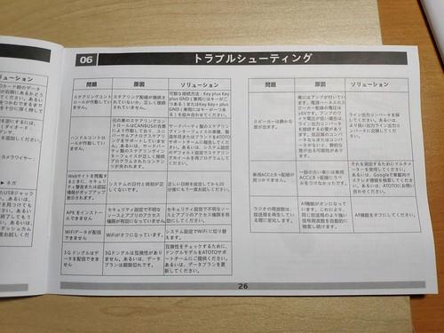 ATOTO カーナビ 開封 (36) | by GEEK KAZU