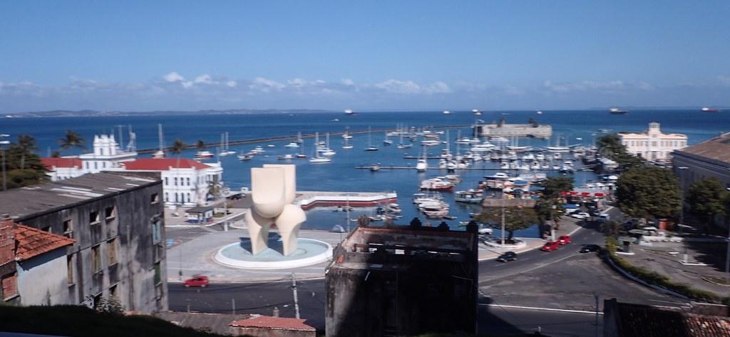 Salvador{Bahia}- Cairu Square
