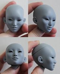 Inamorata 3.0 - Chie head
