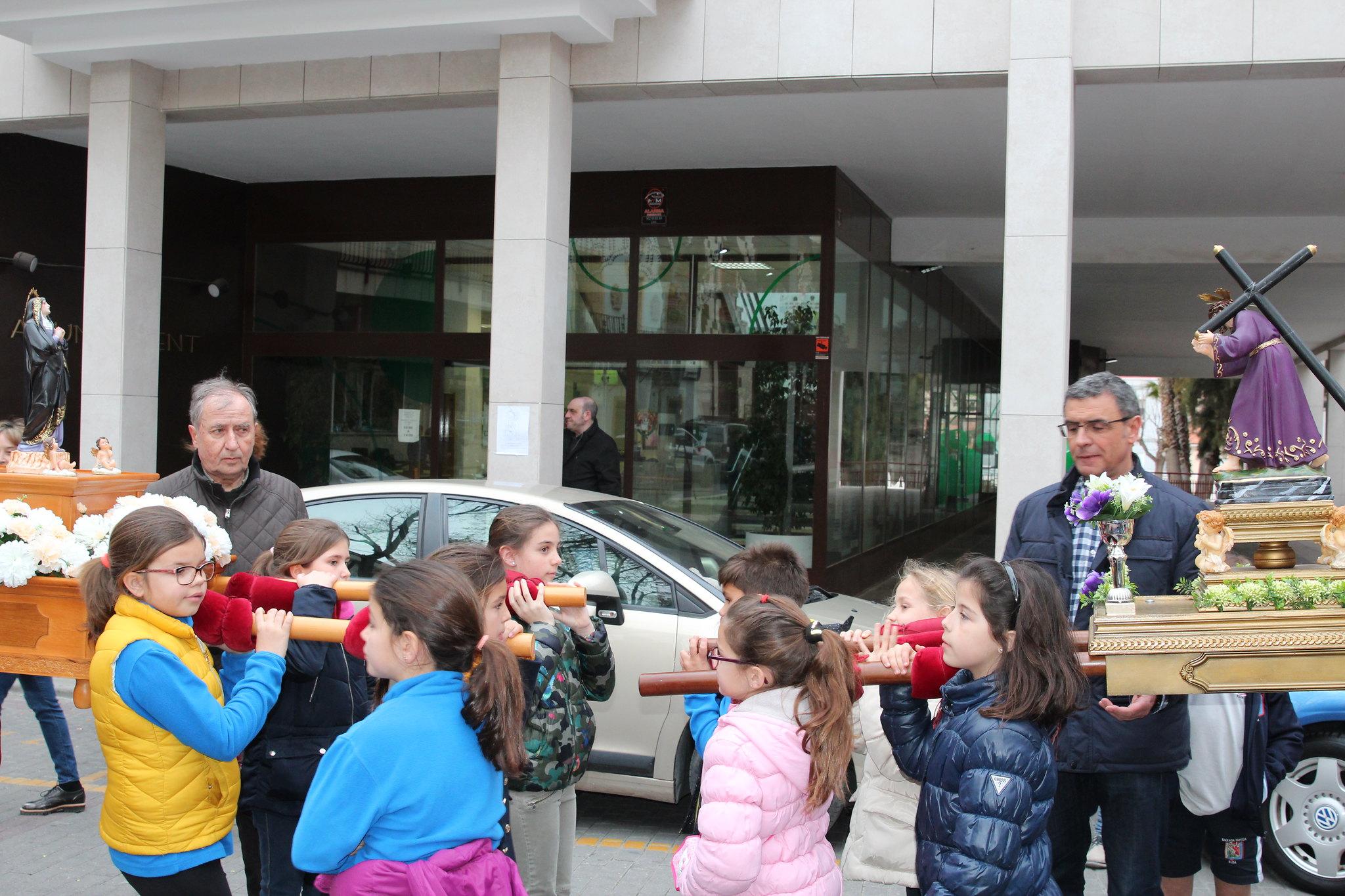 (2018-03-23) II Vía Crucis Infantil (Antonio José Verdú Navarro) (57)