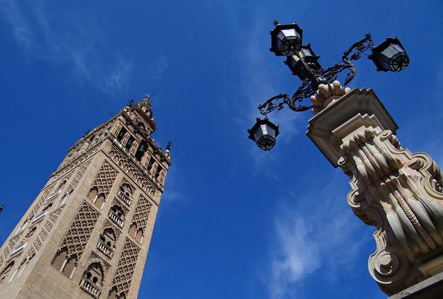Catedral de Sevilla, Andalucía, España.