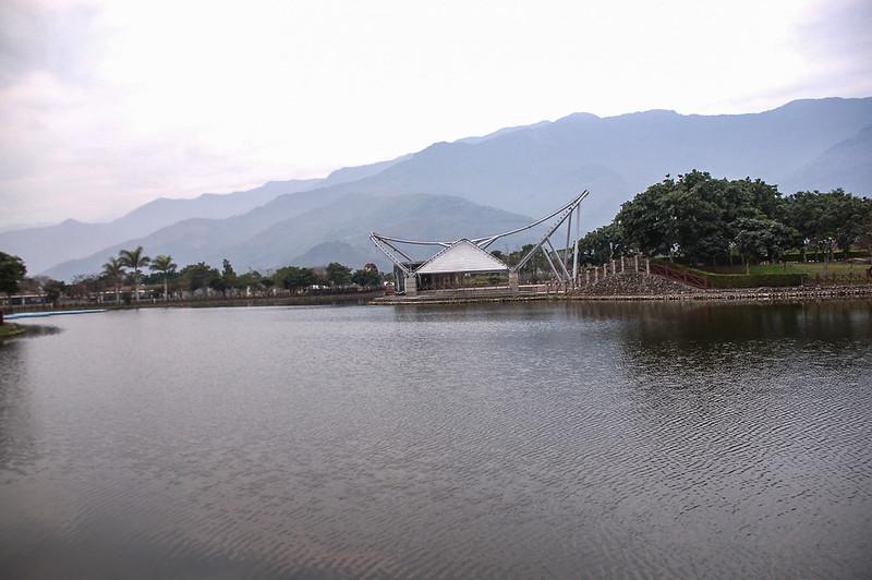 關山親水公園.