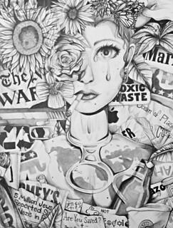 """Mother Earth"" - Artist, Nicole Bonomo"