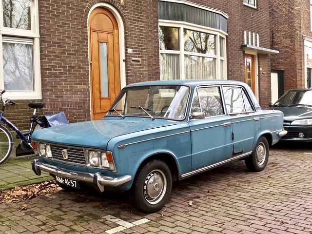 1968 FIAT 125 Berlina