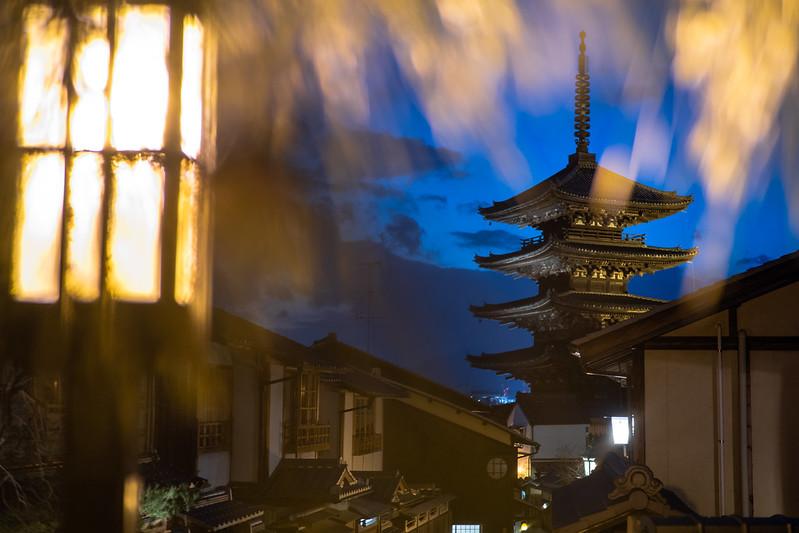 八坂塔|京都 Kyoto