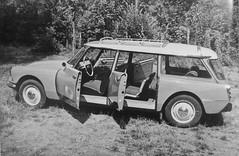 1958-1964 CITRO�N ID 19 Familiale