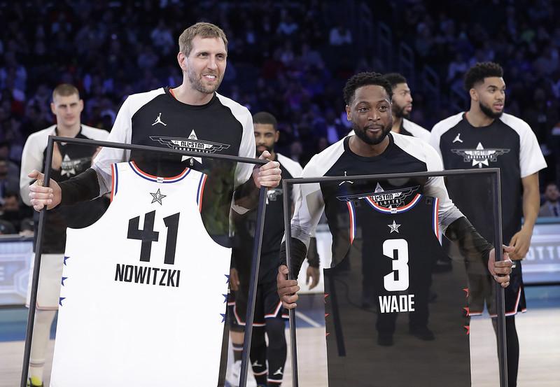 2019年NBA全明星賽。(達志影像資料照)