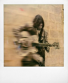 Neil Young by Jef Aerosol (Marquette lez Lille, France) | by @necDOT