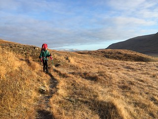 On the path to Loch an Nid   by malky_c