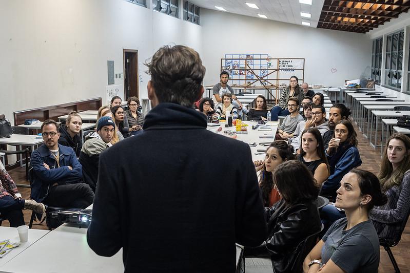 Palestra Arquitetura UFPR abril 2019