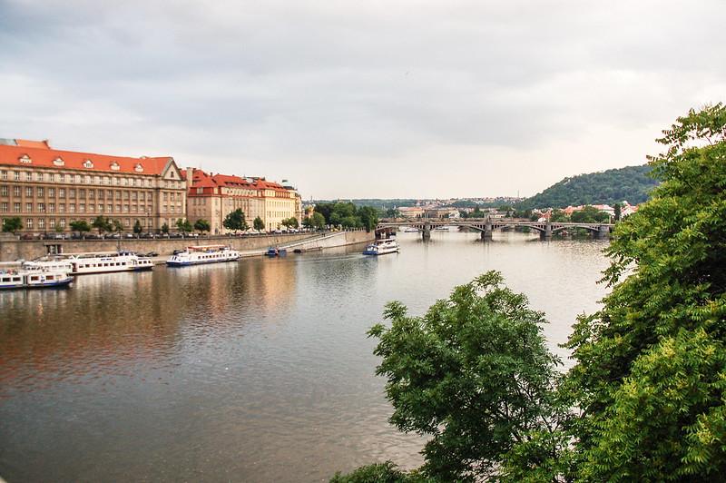 伏爾塔瓦河
