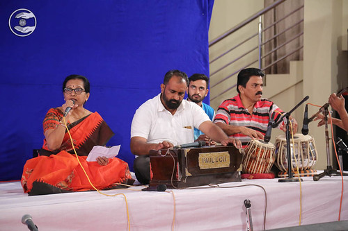Devotional song by Jaishree Kiriti, Counsular Muncipal Council