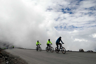 Spiti valley cycle
