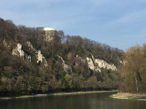 36 - Blick auf die Befreiungshalle Kelheim