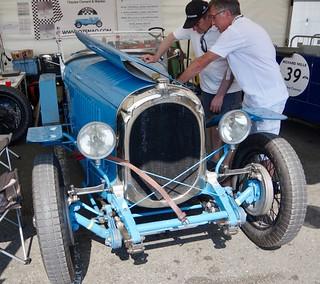 1924 Chenard & Walcker T3