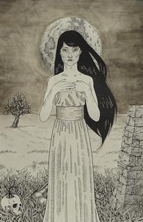 luna | by isma.jdc