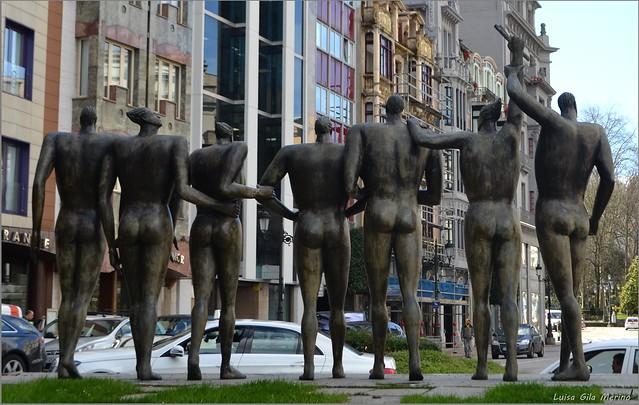 Monumento a la Concordia - Oviedo