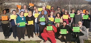 Votin Rights Coalition Meeting 2-24-19 | by Kentuckians For The Commonwealth