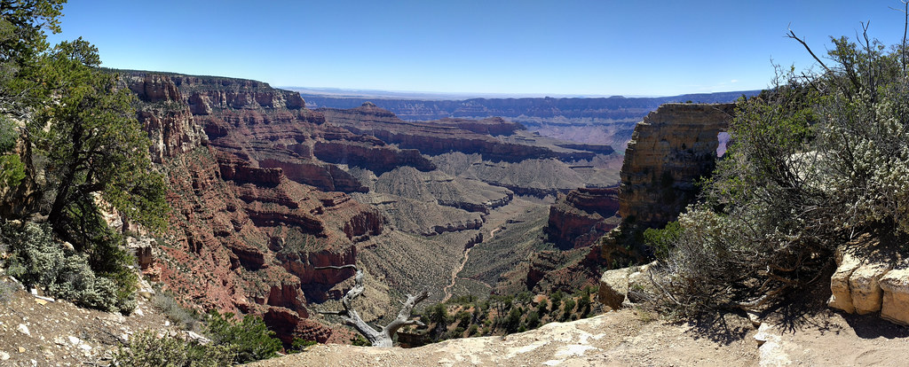 North Rim Grand Canyon National Park A Worthwhile Trip F