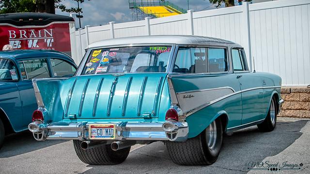 1957 Custom Nomad