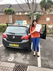 Congrats to Neha on passing her driving test this morning at Isleworth... Well done!!!:red_car::red_car::red_car::red_car: