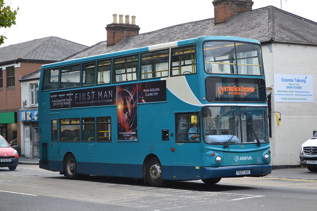Arriva the Shires 6310 Y527UGC