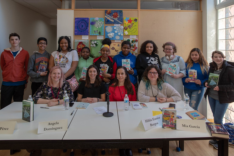 Latinx Fiction for Young Readers