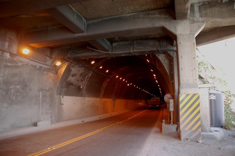蘇花公路的隧道