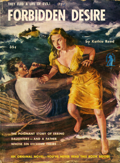 Intimate Novels 41 - Kathie Reed - Forbidden Desire
