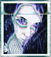 STRANGER 0011 // #cyberpunk #netart #dark #rmxbyd #aesthetic #pixelsorting #newmediaart #newaesthetic #glitchart #glitch #digitalart #creativecoding #generative #generativeart #mixedmedia #modernart #contemporaryart #art #abstract #abstractart #goth #alte