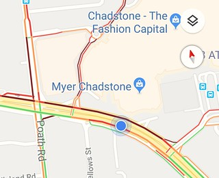 Traffic at Chadstone, Boxing Day 2018 | by Daniel Bowen