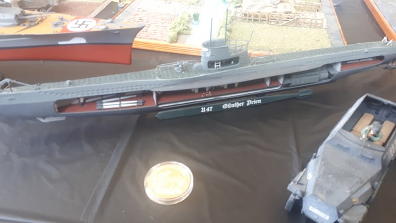 Anglesey Modeling Society Model show 32608585647_8d061763c8_c
