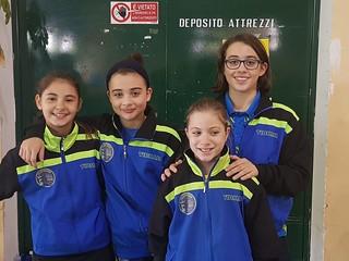 La Serie B femminile con la Minurri, le sorelle Leogrande e la Misceo