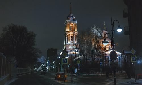 Храм Троицы Живоначальной | by Алпатова