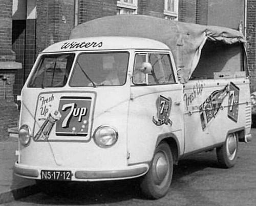 NS-17-12 Volkswagen Transporter enkelcabine 1954   by Wouter Duijndam