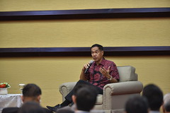 ASEC Dialogue with Bpk. Gita Wirjawan on 'The Future of ASEAN in the Industry 4.0 Era