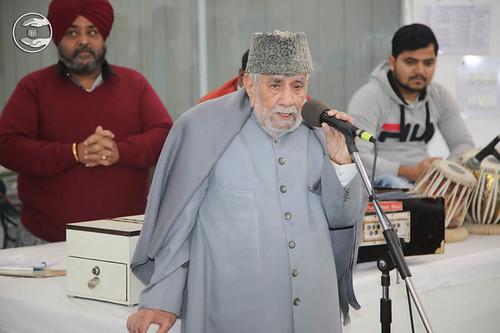 Chairman CPAB SNM, KR Chadha, expresses his views