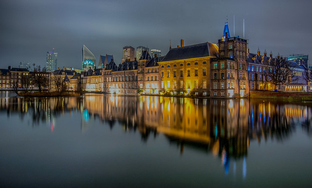 The Hague / Hofvijver