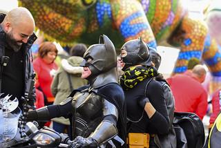 Batman en Cádiz